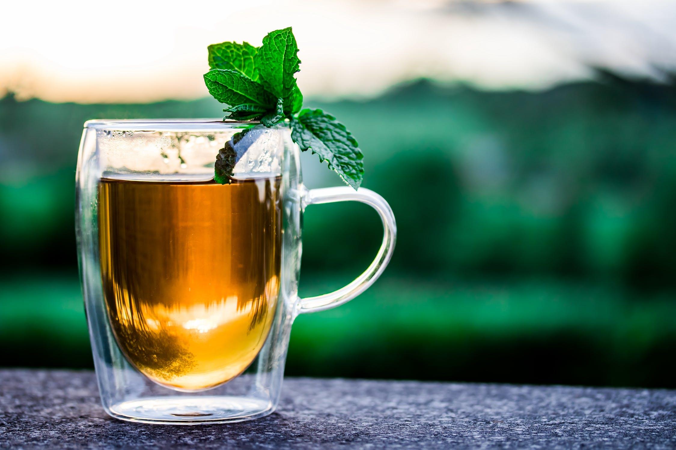 Waarom groene thee zo gezond is