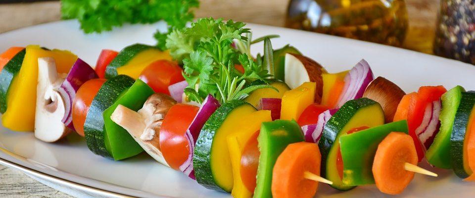 Vegetarische en veganistische lifestyle