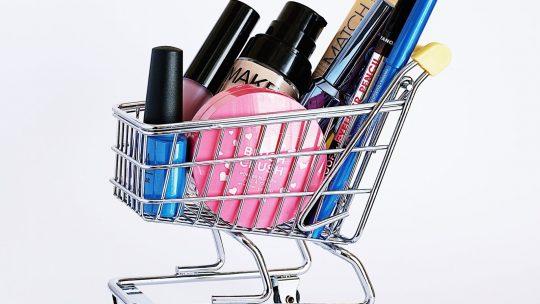 Tips om online make-up en beauty items te bestellen.